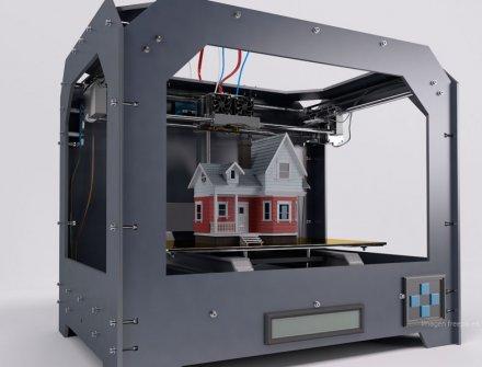 Impresión 3D: Hacia la construcción social y la sostenibilidad