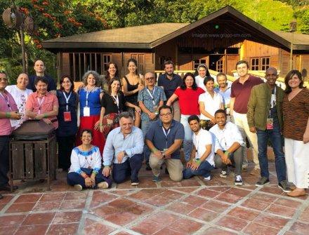 La Fundación SM reunión a Líderes Transformadores de la Educación en República Dominicana