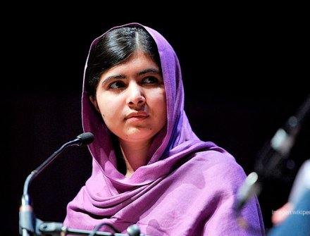 """""""Maestros: Ustedes son los trabajadores de la primera línea para los niños del mundo"""": Malala Yousafzai"""