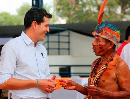 Minvivienda entregará 200 viviendas en Mitú, en Colombia