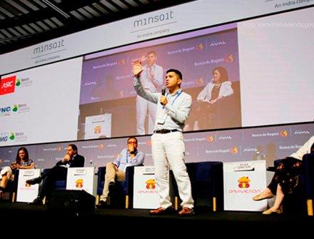 Minvivienda presentó radiografía de los retos del sector constructor