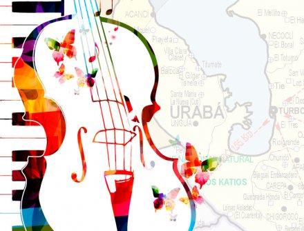 Música para la Paz en el Urabá antioqueño