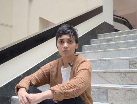 Natalia Jiménez Cardozo, ganadora del XIII Premio El Barco de Vapor