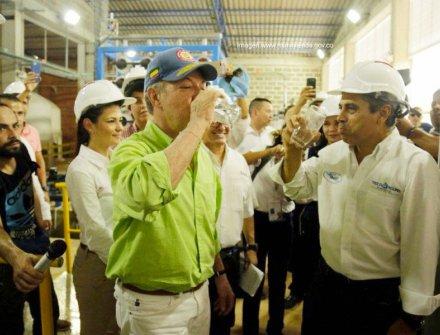 Nueva planta desalinizadora abastecerá gran parte de San Andrés