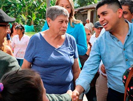 Oportunidades de vivienda y agua potable para más colombianos