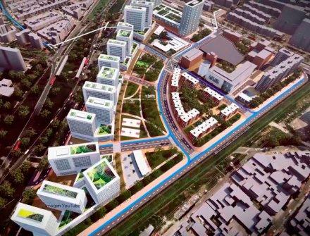Plan Parcial de Bavaria en Bogotá, creará nuevas viviendas