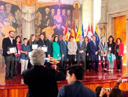 ¿Quiénes son los ganadores del III Premio Iberoamericano de Educación en Derechos Humanos?