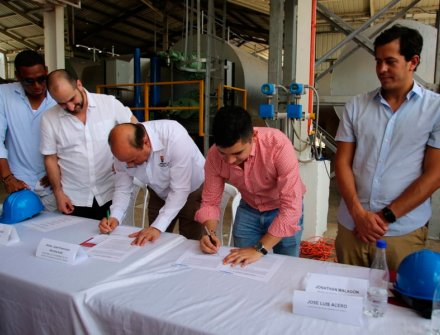 San Andrés operará la primera planta generadora de energía a partir de residuos sólidos en el país