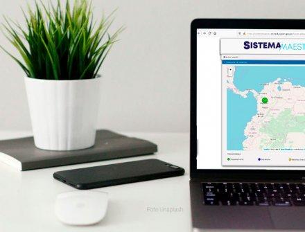 Sistema Maestro, la nueva plataforma de provisión para docentes