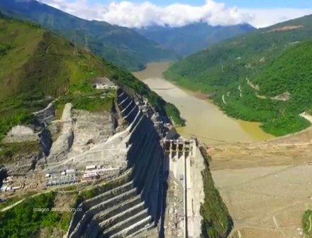 Solidaridad con la emergencia en Hidroituango