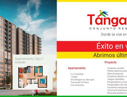 Tángara II, conjunto residencial