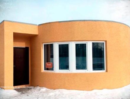 Una casa construida en 24 horas