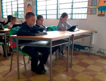 Una plataforma educativa a favor de la educación rural