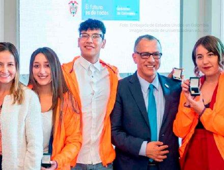 Universidad Ean, ganadora del fondo 100.000 Strong in the Americas