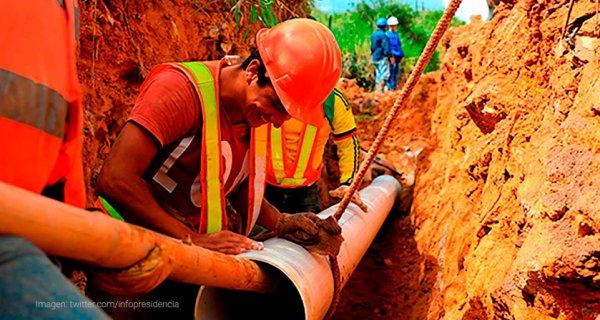 59 municipios recuperan administración de recursos para obras de agua y saneamiento