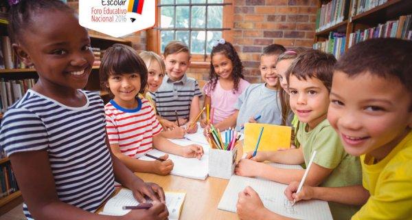 Ambiente Escolar: Foro Educativo Nacional 2016