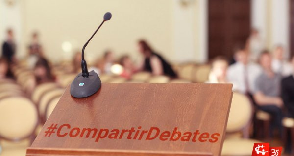 Balance Compartir Debates
