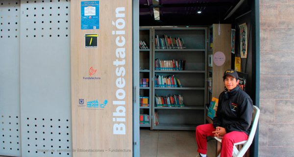Biblioestaciones al alcance de todos