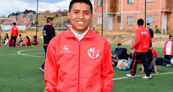 Bryan Martínez: un soñador de tiempo completo