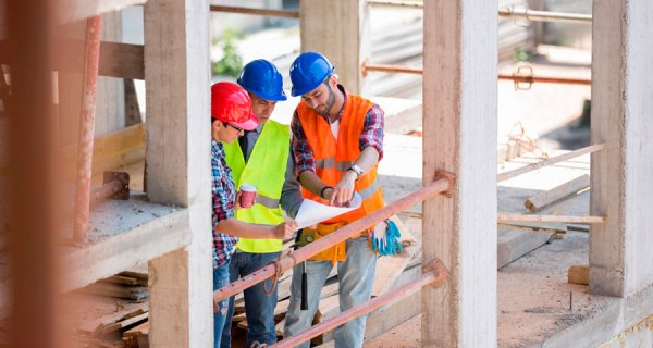 Buena generación de empleos por el sector de la construcción