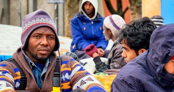 Cada vez son más los desplazados en Colombia