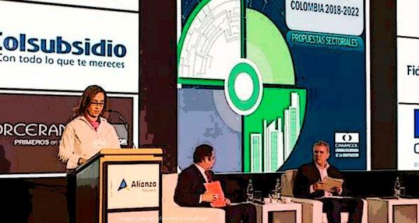 Camacol presentó sus propuestas sectoriales para el próximo cuatrienio