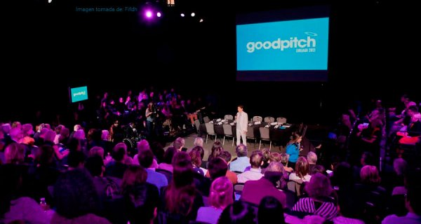 Cineastas de justicia social se reúnen en Good Pitch
