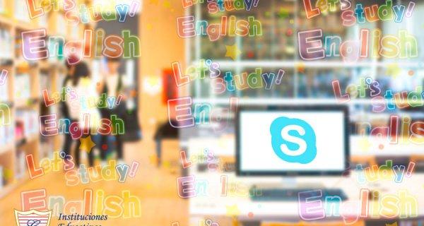 Clases de inglés vía Skype en el Colegio Compartir Suba