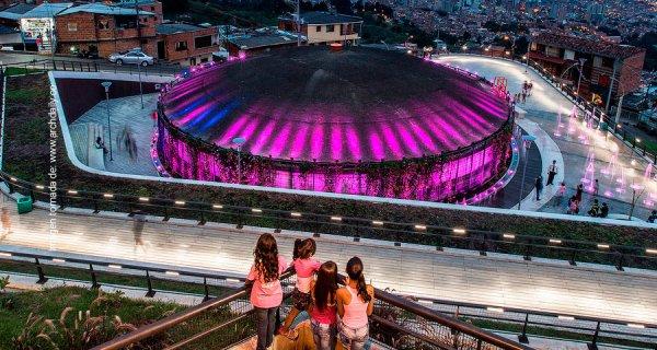 Colombia en la XV Bienal de Arquitectura de Venecia