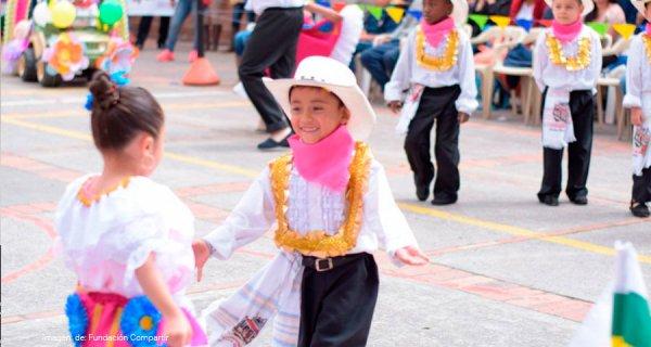 Compartir Suba bailó con los 'Juegos coreográficos 2017'