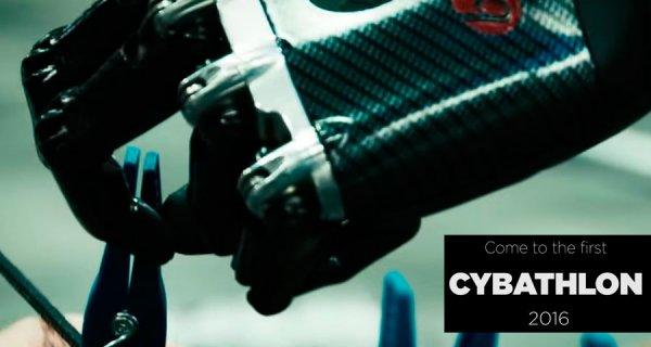 Competencia para personas con prótesis robotizadas