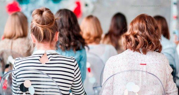 'Conferencias inspiradoras', una forma de celebrar el Día Internacional de la Mujer