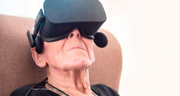Dementia VR, un proyecto para personas con demencia senil