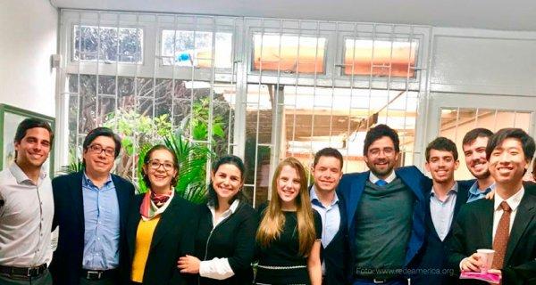 Diálogo sobre experiencias de incidencia entre Brasil y Colombia