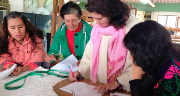 Diseñadores y artesanos se reunieron en Cucunubá