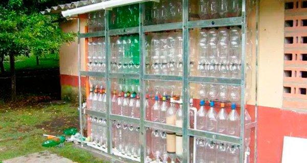 Ekomuro H2O+: un sistema de recolección de aguas lluvias