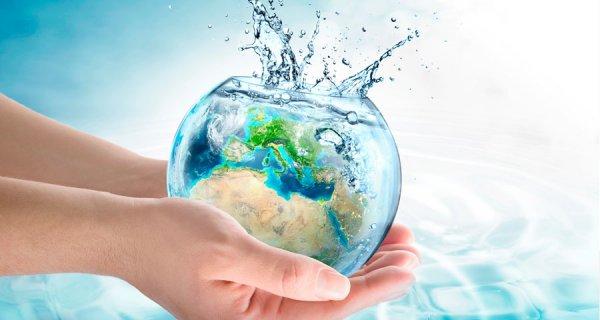 El agua, un recurso valioso