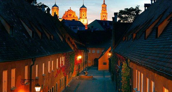 El complejo en Alemania donde se pagan 3.000 pesos anuales