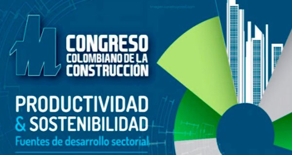 El Congreso Colombiano de la Construcción calienta motores