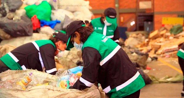 En Colombia se prepara normas para beneficiar a los recicladores