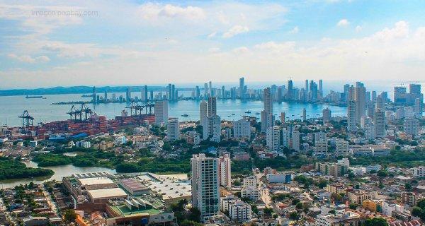 En dos años la construcción en Cartagena, Bolívar, ha caído un 34%