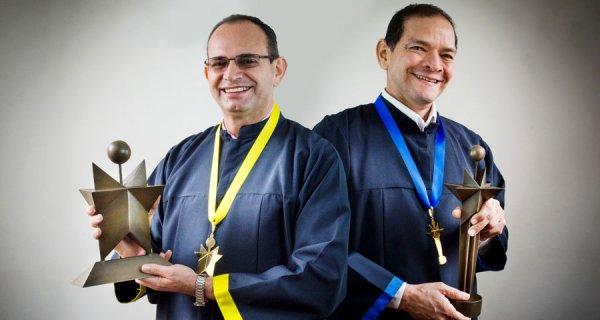 Carlos Enrique Arias, de Córdoba, y Orlando Ariza Vesga, de Putumayo, son los ganadores del Premio Compartir 2019