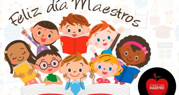Feliz Día Maestros y Maestras