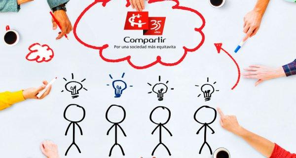 Fundación Compartir: punto de encuentro para la construcción de ideas