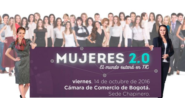 Fundación Corona trae Mujeres 2.0