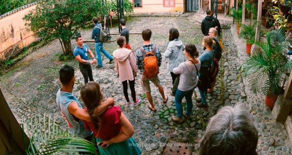 'Get Up And Go Colombia', una forma de construcción de paz
