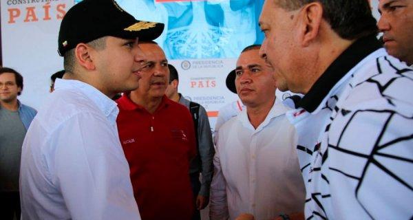 Gobierno Nacional lanzó el programa Guaviare Construye