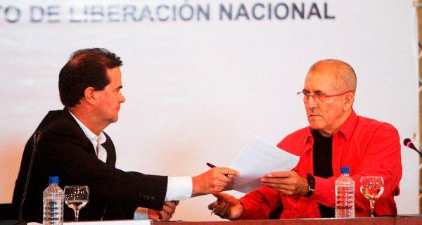 Gobierno retoma los diálogos de paz con el ELN