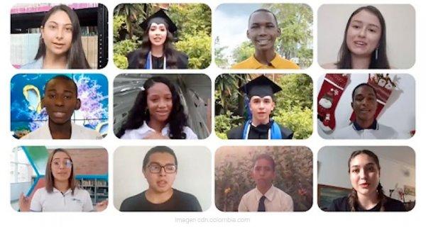 Gobierno rinde homenaje a 654 mil estudiantes bachilleres en 2020