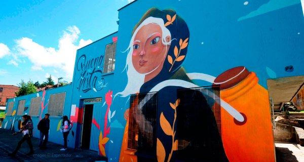 HabitArte, la nueva propuesta que busca la transformación social por medio de la pintura